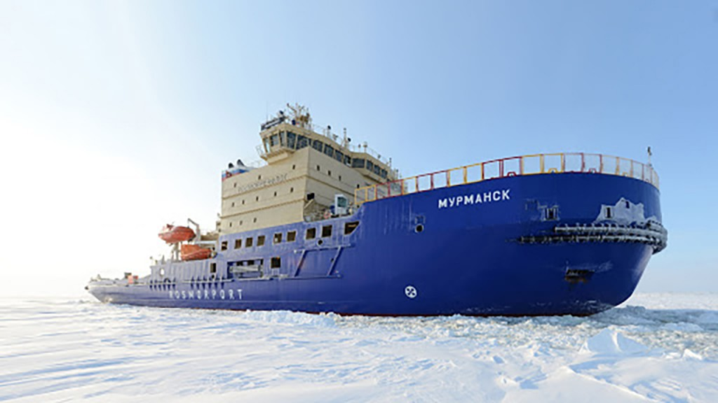 MURMANSK icebreaker